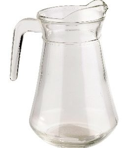 All Events Africa 1.3 Litre Glass Jug - Arcoroc