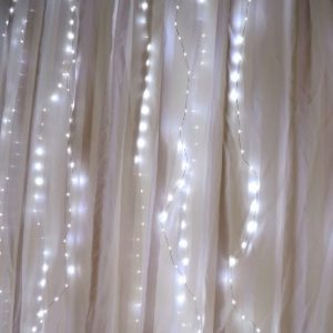 All Events Africa 3m-x-75cm Fairy Light Curtain