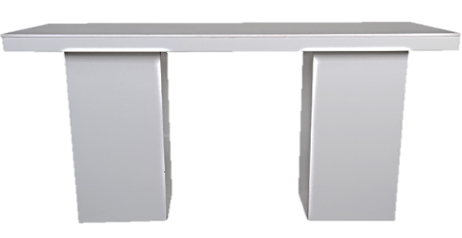 All events Africa 6-seater café Plinth Cocktail Table