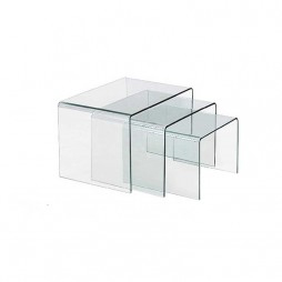 All events Africa Bent glass side Coffee Tables