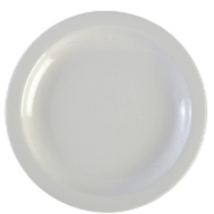 All Events Africa Blanco Starter plate/fish plate