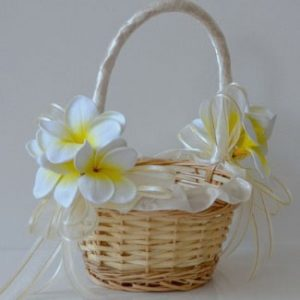 All events Africa Bridesmaid Flower Basket