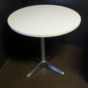 All events Africa Café Style table low cocktail white tops or chrome base