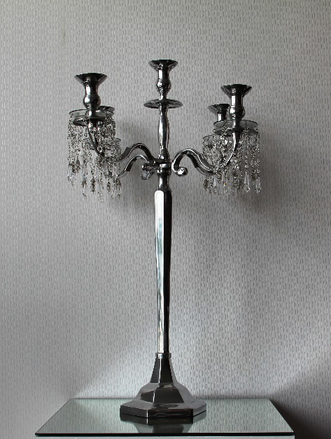 All Event Africa Candelabra Crystal Hanging Décor
