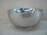 All Event Africa Candelabra Silver Flower Bowl