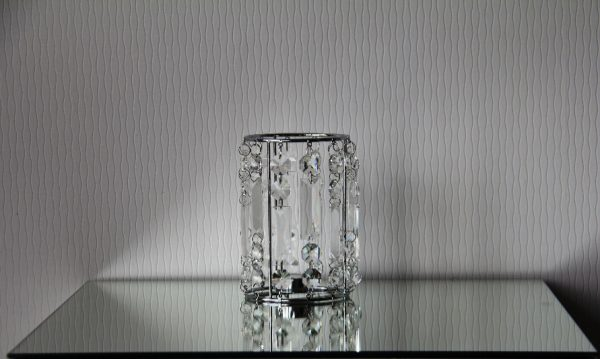 All Event Africa Crystal Jewel C/Holder for T-light candle