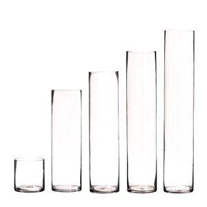 All Event Africa Cylinder Vase 70cm x 15cm