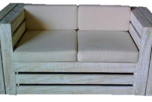 All Events Africa Double Seater whitewash Raw
