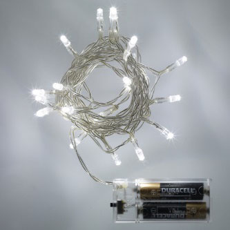 All Events Africa Fairy Lights 3m Battery incl