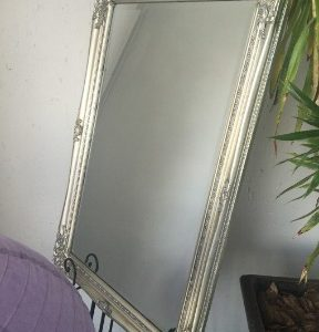 All Event Africa Framed Gold mirror for easel