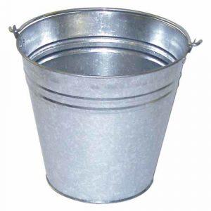 All Event Africa Galvanised Bucket