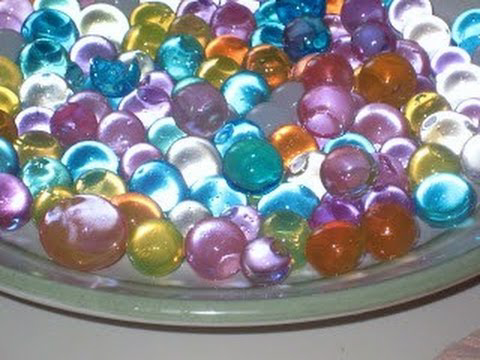 All events Africa Gel Balls (Mixed Colours)