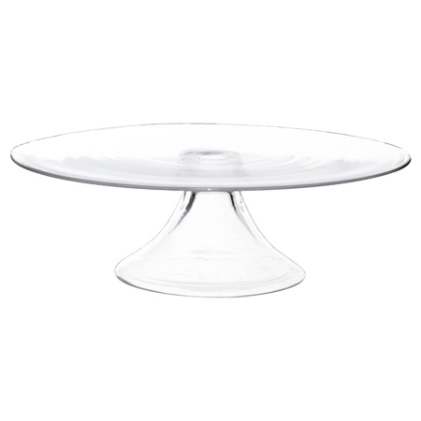 All events Africa GLASS 3 Tier cake stand