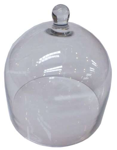 All Event Africa Glass Giant Dome 32h x 24d.cm