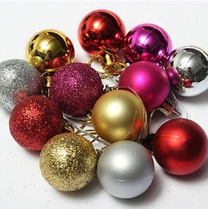 Hanging Décor Glitter Balls