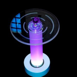 All events Africa – LED Cocktail Tables