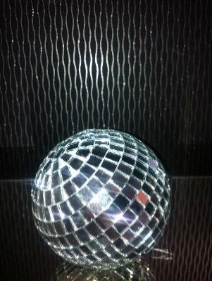 All Event Africa Mini Mirror Balls 8cm/10cm