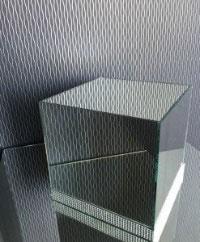 All Event Africa Mirror Boxes 20 x 20 x 20 Diamante Trim