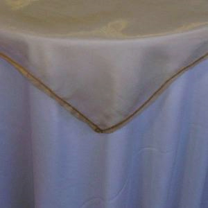 All Events Africa Organza Overlays 1,5m-x-1,5m Gold