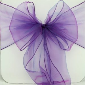 All Events Africa Organza Runners Or tiebacks Lavender