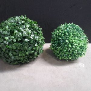 All events Africa Plastic Topiary Round Balls
