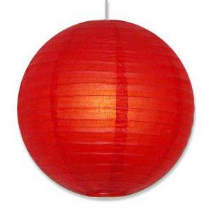 Red Chinese Lanterns 30cm