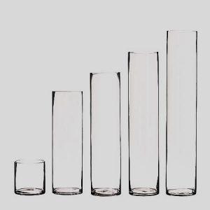 All Event Africa Cylinder Vase 50cm x 15cm