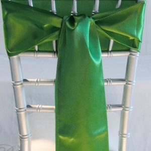 All Events Africa Satin runner or tieback green