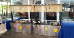 All Events Africa Shabeen Bar/Food Stall Units