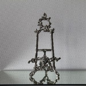 All Events Africa Silver Victorian Small Easel Menu Stands