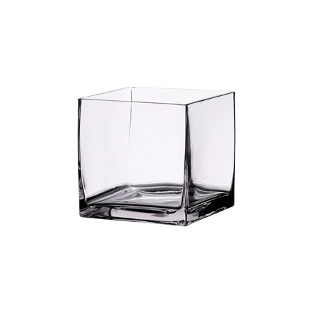 All Event Africa Small TANK Square Vase 8x8x8cm