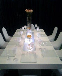All events Africa Square Dining High Gloss White