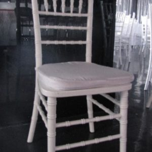 All Events Africa Kiddies Tiffany Chairs - White