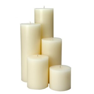 All events Africa Pillar Candle - Variety of sizes/colours
