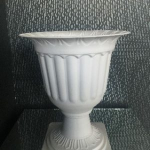 All Event Africa White Roman Urn