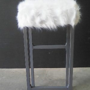 All events Africa Furry Cocktail Stools