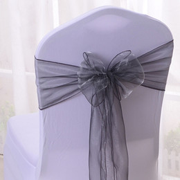 All Events Africa organza Runners or Tieback silver