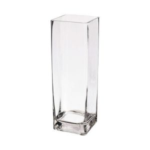 All Event Africa Tall Square Vase