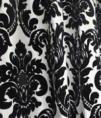 All Events Africa trestle white & black floral tablecloths 3,2x-2,8-m