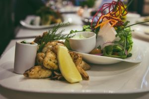 Food styling and catering