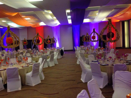 Event Management / Gala Dinners and Banquettes
