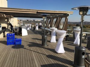 TCEEG End of Year Function Decor Hire
